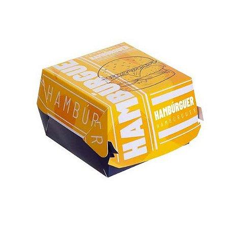 Caixa Embalagem de Hambúrguer - pmgembalagem