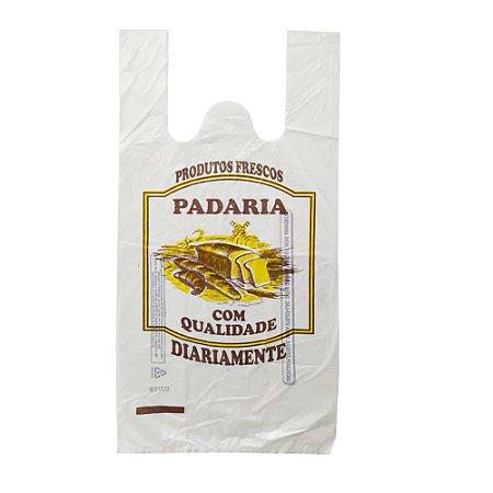 Sacola Branca Padaria 38x48 - 2,3 kg
