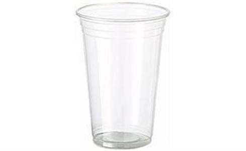 Copo Plástico Descartável 330 ml - Orleplast