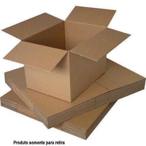 Caixa de Papelão para Mudança