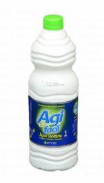 Água Sanitária 1 Litro - Agi Fácil