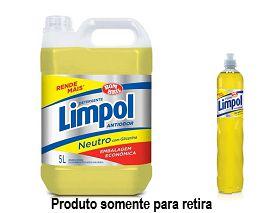 Detergente Limpol Neutro