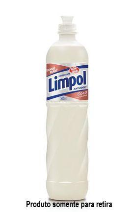 Detergente Limpol Coco 500 ml