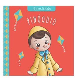 PINÓQUIO CLÁSSICOS DAS VIRTUDES HONESTIDADE