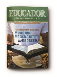 EDUCADOR 4TRIM2021 CONVICÇÃO 116 DIA DO EDUCADOR CRISTÃO BATISTA