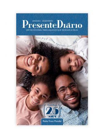 PRESENTE DIÁRIO 2022 VOL 25 TRADICIONAL FAMÍLIA