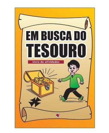 EM BUSCA DO TESOURO LIVRINHO APEC