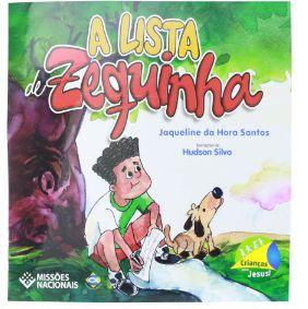 A LISTA DE ZEQUINHA VOL 2