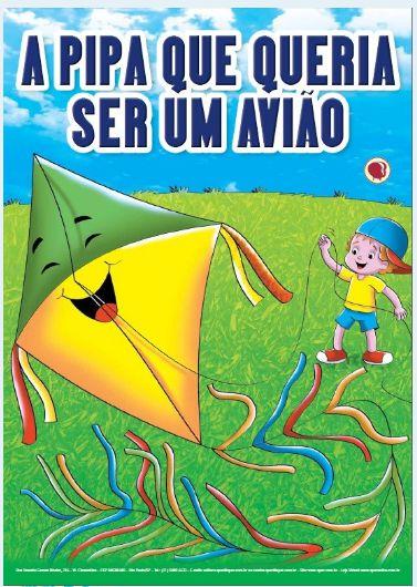 A PIPA QUE QUERIA SER UM AVIÃO KIT APEC