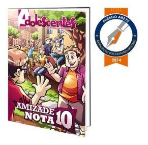 AMIZADE NOTA 10 ADOLESCENTES ALUNO VOL 6 ECE