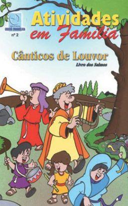 CÂNTICOS DE LOUVOR ALUNO CULTO INFANTIL VOL 2 ECE