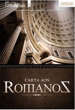 CARTA AOS ROMANOS ALUNO ADULTOS ECE