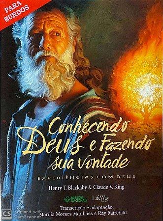 CONHECENDO DEUS E FAZENDO SUA VONTADE PARA SURDOS LIFEWAY