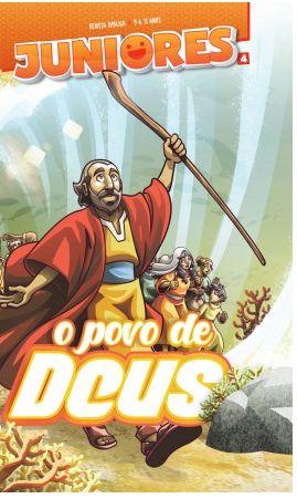 O POVO DE DEUS ALUNO JUNIORES VOL 4 ECE