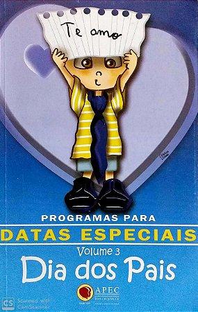 DATAS ESPECIAIS DIA DOS PAIS