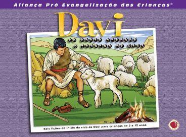 DAVI 1 HOMEM SEGUNDO O CORAÇÃO DE DEUS