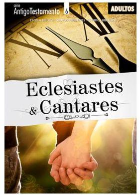 ECLESIASTES & CANTARES ALUNO ADULTOS ECE