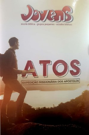 ATOS EXPEDIÇÃO MISSIONÁRIA DOS APÓSTOLOS ALUNO JOVENS VOL 17 ECE (PRETO X BRANCO)