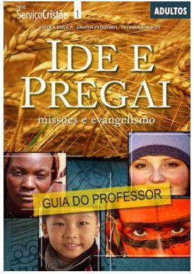 IDE E PREGAI PROFESSOR ADULTOS ECE