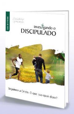 INVESTIGANDO O DISCIPULADO ALUNO GUIA DE ESTUDO EVANGELISMO DISCIPULADO ECE