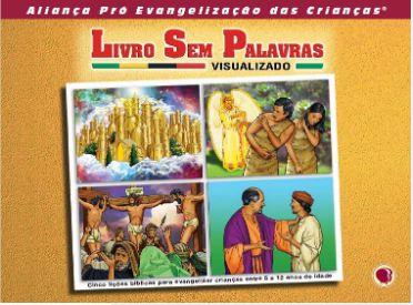 LIVRO SEM PALAVRAS LSP VISUALIZADO HISTÓRIA APEC