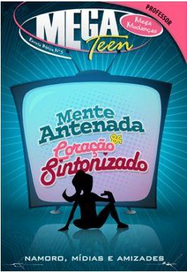 MENTE ANTENADA PROFESSOR MEGA TEEN VOL 5 ECE