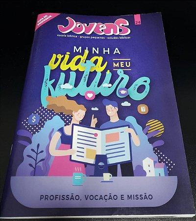 MINHA VIDA MEU FUTURO PROFESSOR JOVENS VOL 24 ECE