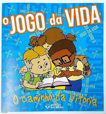 O JOGO DA VIDA FOLHETO
