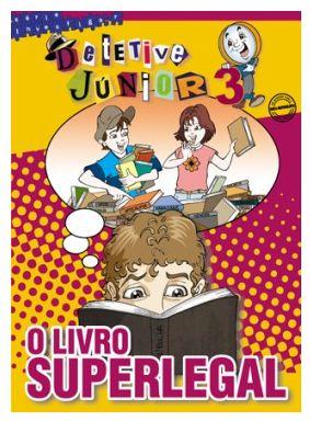 O LIVRO SUPERLEGAL DETETIVE JR ALUNO VOL 3 ECE
