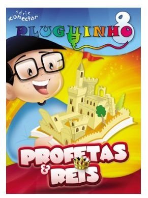 PROFETAS E REIS ALUNO PLUGUINHO VOL 8 ECE