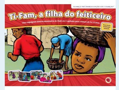 TI-FAM A FILHA DO FEITICEIRO