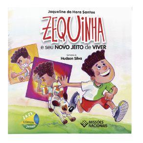 ZEQUINHA E SEU NOVO JEITO DE VIVER VOL 1