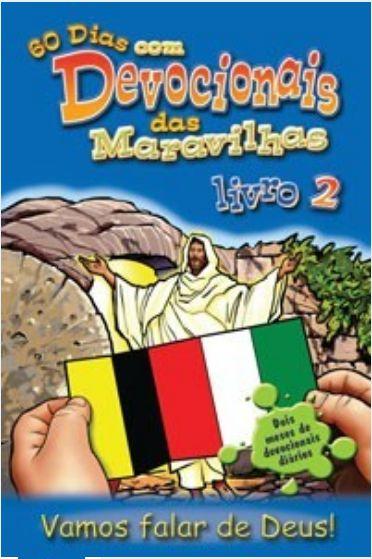 DEVOCIONAL DAS MARAVILHAS VOL 2 VAMOS FALAR DE DEUS!