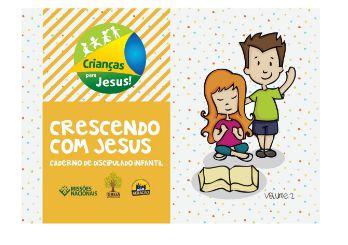CRESCENDO COM JESUS VOL 2
