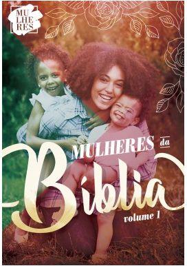 MULHERES DA BÍBLIA ALUNA VOL 1 ECE