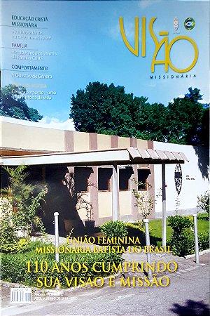 VISÃO MISSIONÁRIA 2TRIM2018 UFMBB ANO 96 2