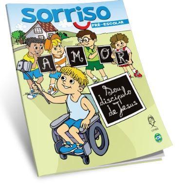SORRISO ATIVIDADES PRÉ-ESCOLAR 3TRIM2020 ANO 14 3 UFMBB