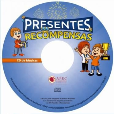 PRESENTES E RECOMPENSAS