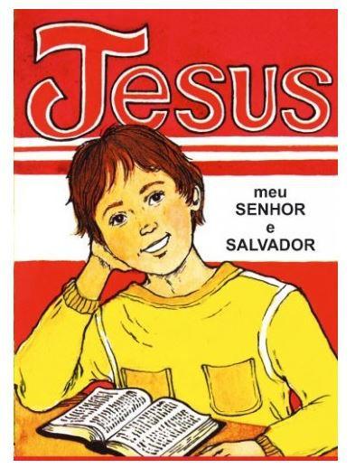JESUS MEU SENHOR E SALVADOR