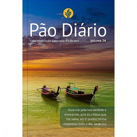PÃO DIÁRIO 2021 VOL 24 TRADICIONAL CAPA PAISAGEM