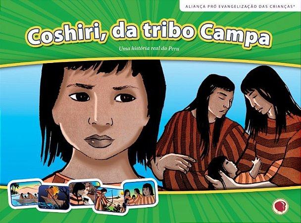COSHIRI DA TRIBO CAMPA