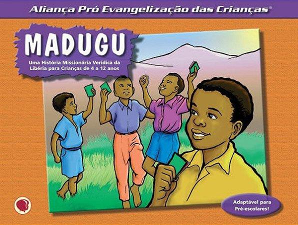 MADUGU DA LIBÉRIA PARA CRIANÇAS