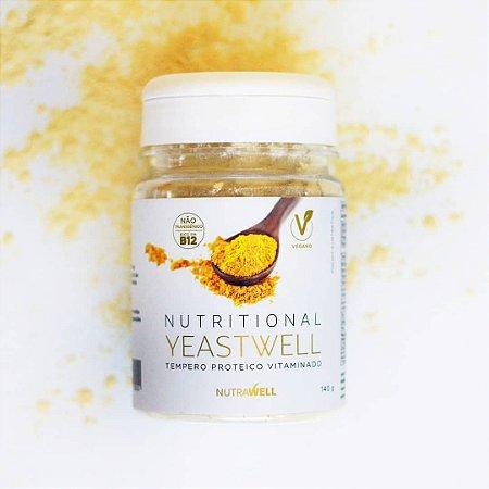 Nutritional Yeast em Pó Nutrawell 100g