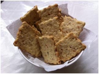 Biscoito Salgado LowCarb 100g