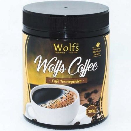 Wolfs Coffee Tradicional 200g