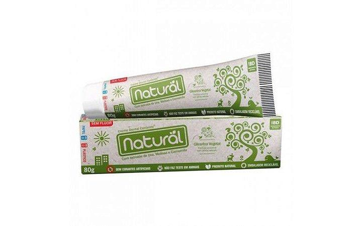 Creme Dental Natural 80g