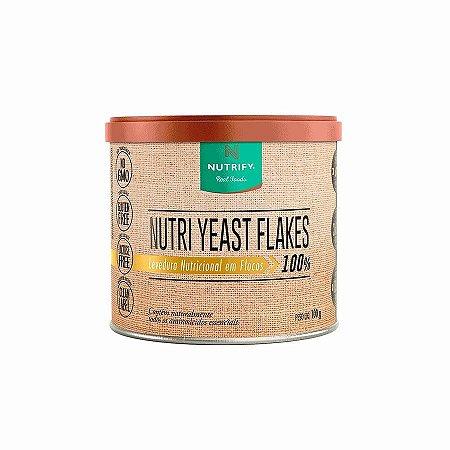 Levedura Nutri yeast Flakes - Nutrify 100g