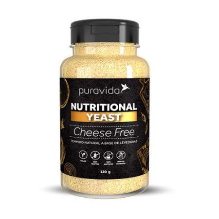 Nutritional Yeast Chicken Free - Pura Vida 120g