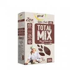 Total Mix Farinha Doce Low Carb 250g - Giroil