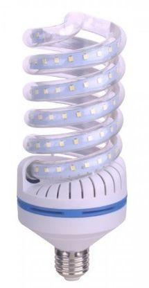 Lâmpada LED Espiral 24w Branca Fria